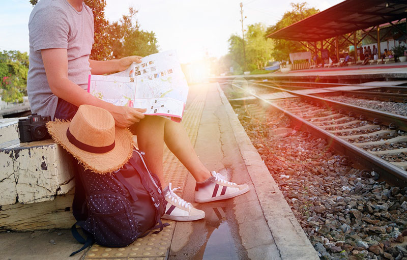 préparer son itinéraire et budget de voyage