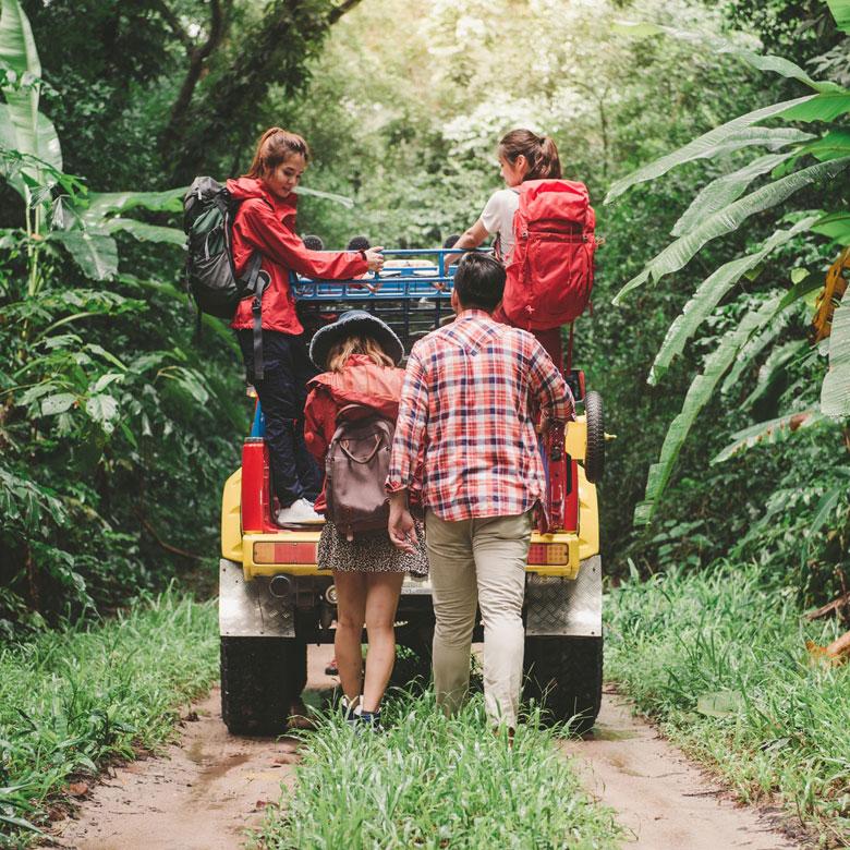 passionnés d'aventure